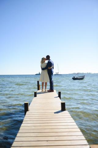 Get married in Danish Island wedding Aero