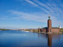 Stockholm City Hall Sweden for a great International wedding